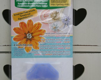 Clover Kanzashi Flower Maker Daisy Petal Small 8488 2in