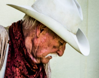 Cowboy Contemplation