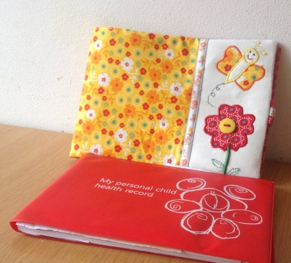 Nhs Red Book Cover Tutorial : Nhs red book cover by asohandmade on etsy