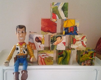 Vintage Toy Story Vintage Nursery Decor  Choice of Boys or Girls - Baby''s room, Childs room