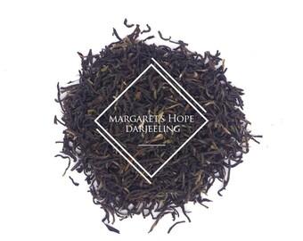 Margaret's Hope FTGFOP1 Second Flush Darjeeling, Loose Leaf Tea, Black Tea