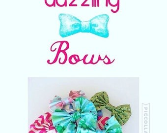 Monica's bows