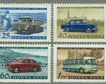 Postage Stamps 1960