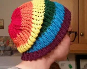 Gay Pride Beanie