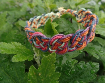 Multi-Josephine/Color Hemp Bracelet