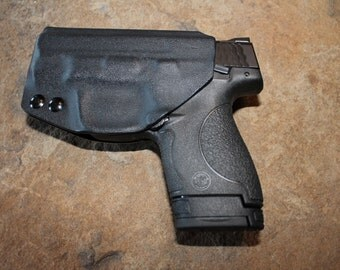 Smith and Wesson SD 9 / 40 VE Custom Kydex Holster IWB MRPro (Muddy River Pro)