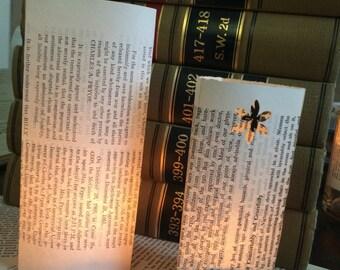 Book Page Luminaries