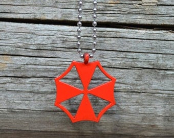Umbrella Corporation - Resident Evil - Necklace Pendant