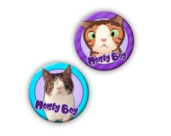 Monty Badges