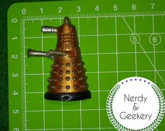 Doctor Who Dalek resin