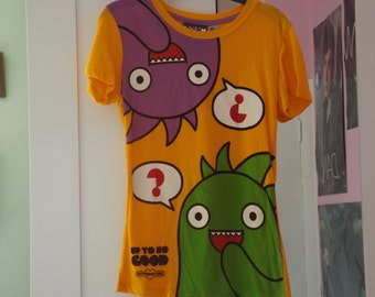 Up to no good monster t-shirt