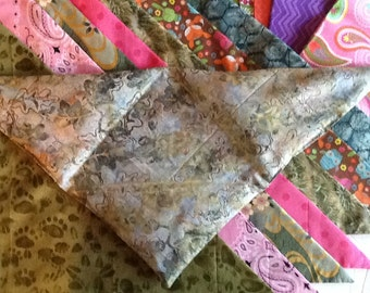 Weighted Bandana Neck Wrap or Lap Pad