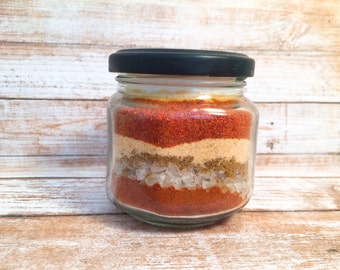 Baja BBQ Rub- dry rub in a jar- dry rub - bbq rub- bbq rub in a jar