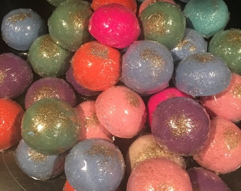 how to make bath bombs with shea butter