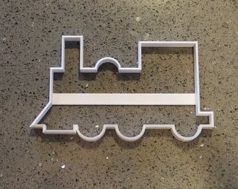 Steam Engine Cookie Cutter