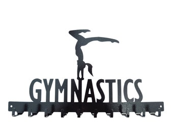 Free USA Shipping Gymnastics Medals Display Rack 10 Hook