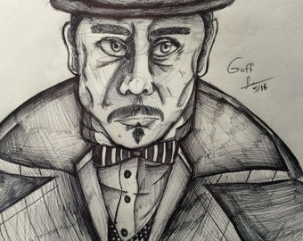 Pen Portrait Commissions