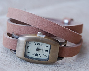 Watch leather sand