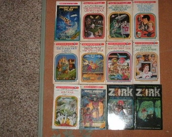 21 Choose Your Own Adventure Books + Other Similar - Lot 1