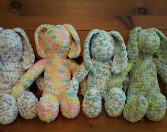 Crocheted Bunnies