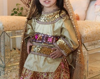 Iranian Inspired Traditional Costumes By Shideh Design