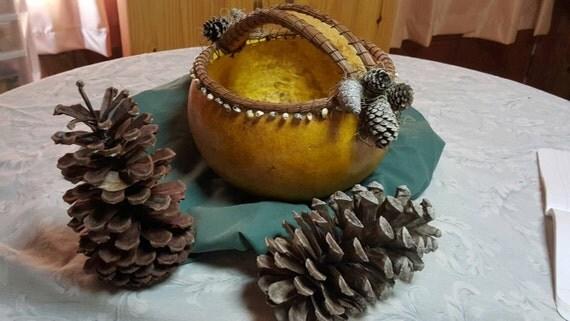 Florida n Gourd Basket