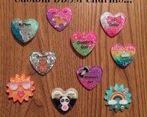 Custom BDSM Resin Charms! Bdsm, kitten play, pet play, mdlg, mdlb, ddlb, ddlg jewelry!