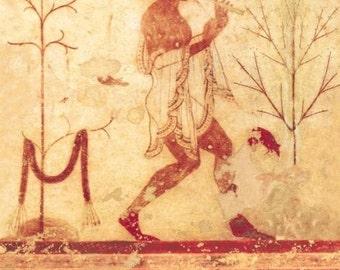 Fresco Art Performer