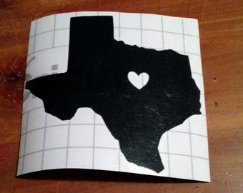 Personalized State Decals