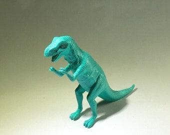 Teal Dinosaur Decor