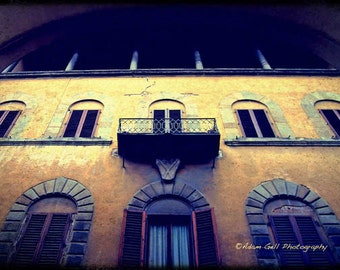 Florence Photography, Italy, tuscany ,rustic wall, Renaissance, Europe, Wall Art, Wall decor