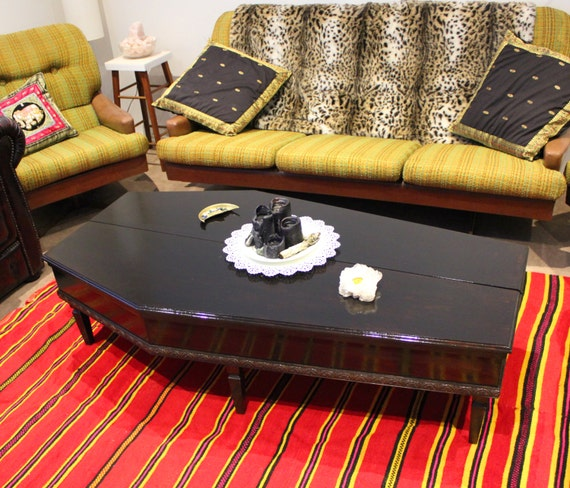 SALE Coffin coffee table