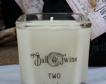 Ball & Twine TWO Soy Candle 9oz