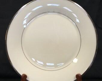 """LENOX SOLITAIRE Salad Plate 8 1/8"""""""
