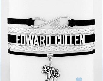 EDWARD CULLEN Infinity Love Bracelet