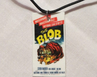 Handmade The Blob Necklace