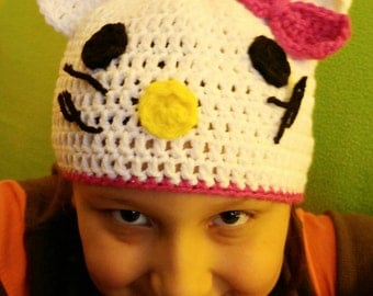 Hello Kitty Youth Hat