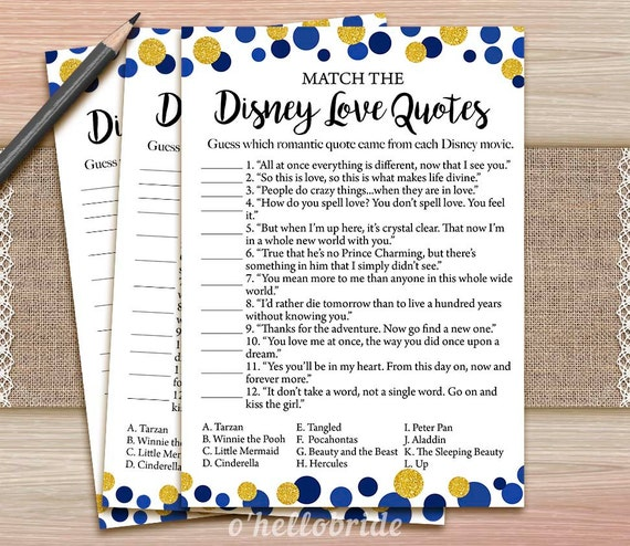 listing blue disney couples match game printable