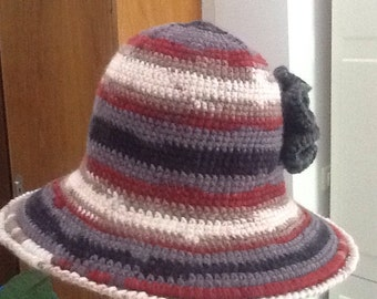 Hat Greta of wool