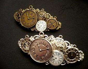 "Barrette by Epsilon Vega : ""Time Obsession"""