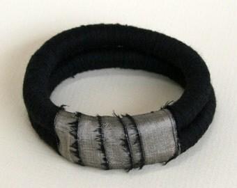 Boho Style Cotton Cord Bracelet