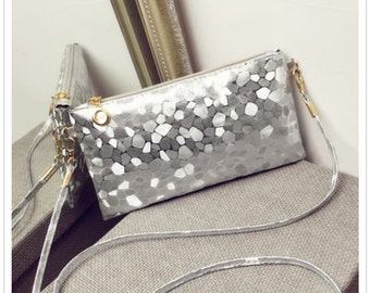 Sequence Cross Shoulder Purse