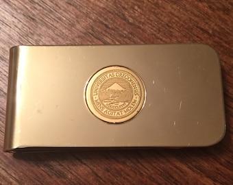 University of Oregon Money Clip