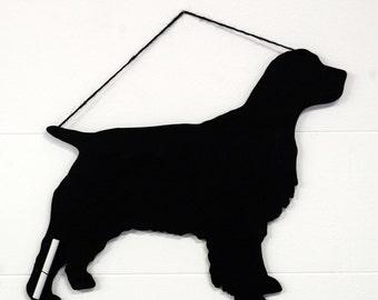 Springer Spaniel Chalkboard