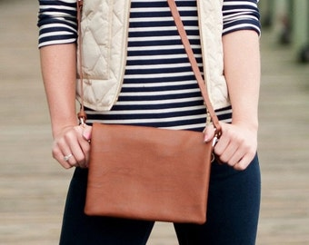 24hrSALE Monogrammed Camel Palmer Crossbody - Gifts For Her Fall Accessories Fall Bags