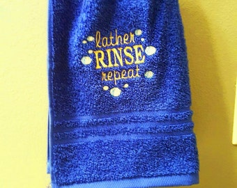 Bathroom Hand towel