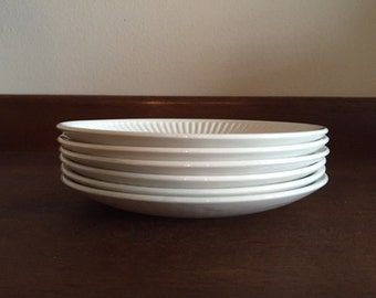 Johnson Brothers Athena Saucers- 1 set of 6