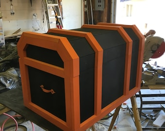 Pirate Chest Cooler