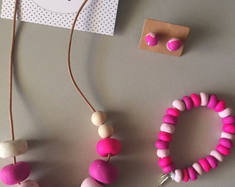 Pretty Pinks set