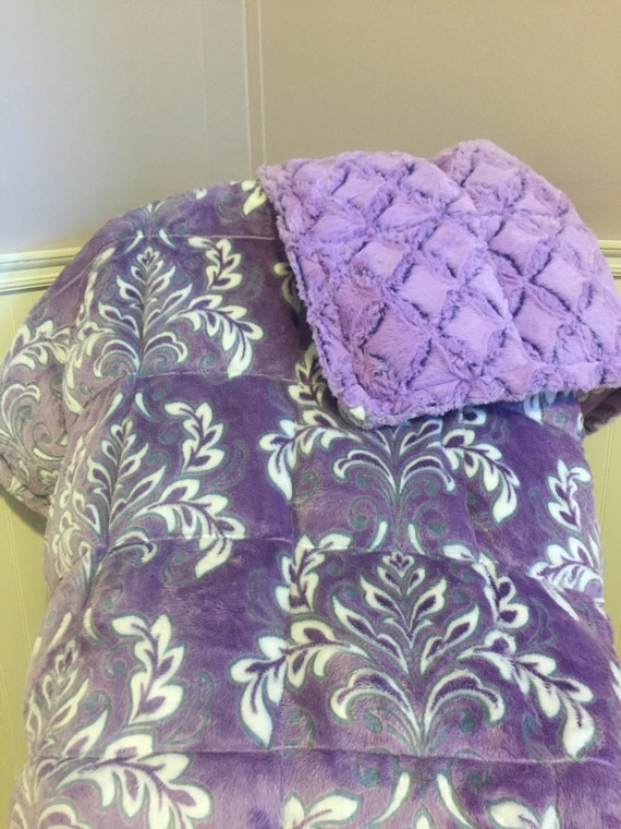 Cozy Weighted Blanket By Cuddlecalm On Etsy